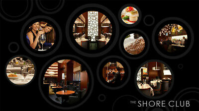 The Shore Club Restaurant and Cocktail Lounge in Toronto - $500 Dining Gift Card