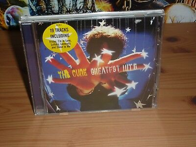 The Cure Greatest Hits (2001)