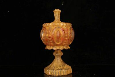 Chinese Antique Tibetan Buddhist Temple Collection Ground palace Unearthed Relic