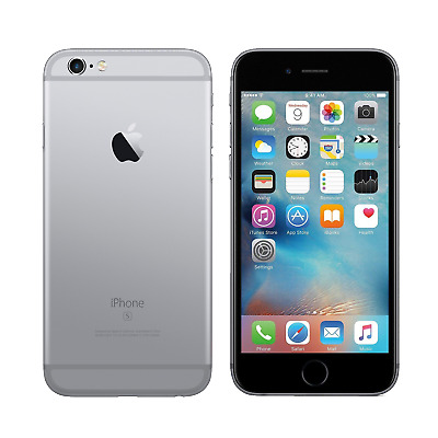 Apple iPhone 6 16GB Space Gray Unlocked Good Condition