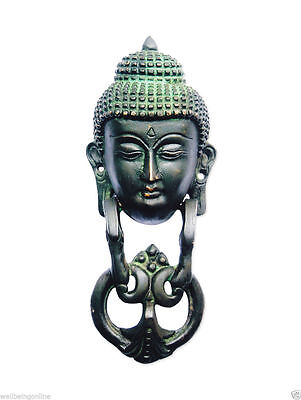 Brass Door Knocker Of Gautam Buddha Metal Door Knocker Free Shipping