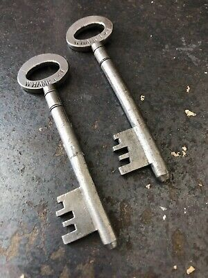 🗝🇬🇧 Antique Vintage Victorian Price Safe Keys Wolverhampton 🇬🇧🗝