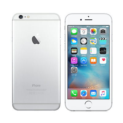 Apple iPhone 6 | 64GB | silver | Fully Unlocked