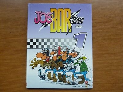 Joe Bar Team Tome 1