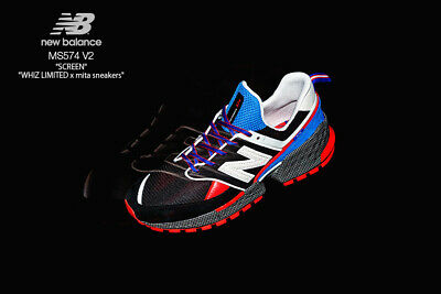 sale retailer 31cfd beee8 new balance x WHIZ LIMITED x mita sneakers  SCREEN Pack  MS574 MW US 8.5