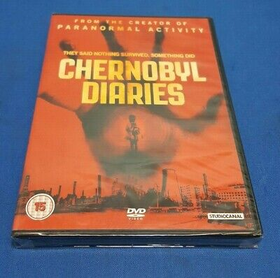 Chernobyl Diaries DVD (2012) Jesse McCartney - New - Fast Free Delivery