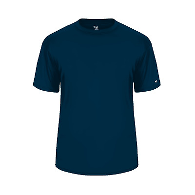 NEW Badger B-Core Moisture Wicking Performance T-shirt - Activewear - FREE SHIP