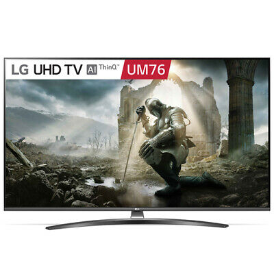 "New LG -  43UM7600PTA - 43"" UHD Smart 4K UHD TV - Magic Remote"