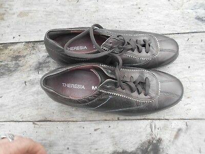 RARES CHAUSSURES THERESIA M MARRON BRONZE T 38 TBE A 26€ ACH IMM FP RED MOND REL