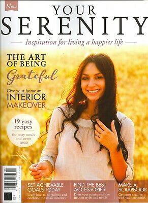 Your Serenity - Inspiration For Living A Happier Life (2019) Grateful - Goals...