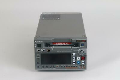 AS IS Panasonic AJ-HD1400P Digital HD Video Cassette Recorder