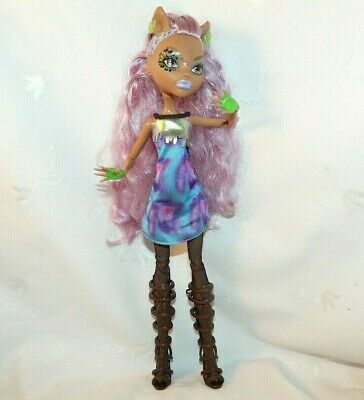 Monster High Doll Clawdeen Wolf Ghouls