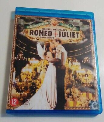 Romeo + Julieta -  Blu-ray