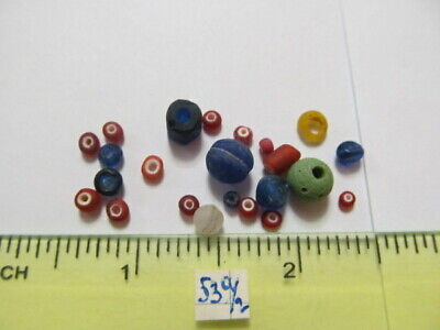Ancient beads Vikings, Kievan Rus 10-13 AD № 539/2.