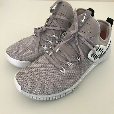 643f42563168 NEW Nike Free Metcon Atmosphere Grey Training Shoes AH8141-004 Mens Size 8
