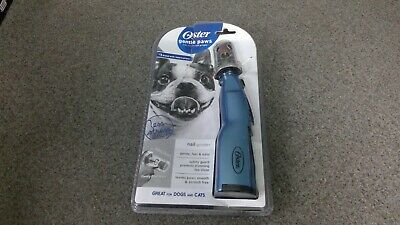 Oster Gentle Paws Premium Nail Trimmer Cordless Electric Dremel M38E
