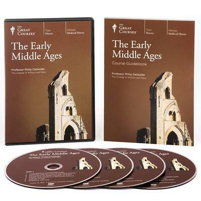 The Early Middle Ages DVD New Sealed Great Courses Teaching Co