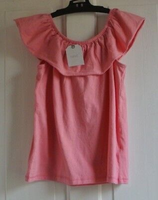 New Next girls 100%cotton top Pink age 3 years