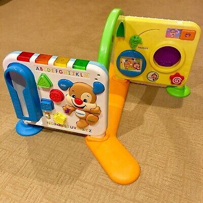 New ~ FISHER PRICE Laugh /& Learn CRAWL AROUND LEARNING CENTER Replacement PHONE