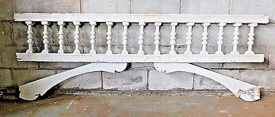 Antique Victorian Gingerbread Fretwork & Corbels - C. 1870 Architectural Salvage