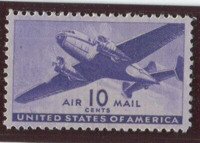 U.S. Stamps Scott #C27 MINT,NH,VF-EF (X532N)