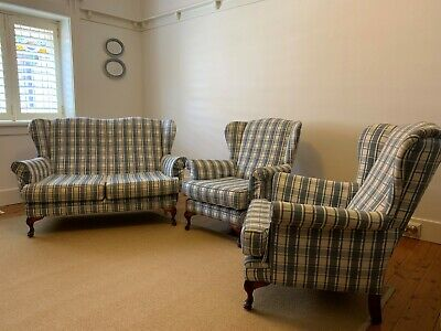 Antique 3 piece lounge suite