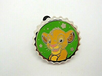 Disney Pin Magical Mystery Series 9 Bottle Cap - Simba (Lion King) [113825]