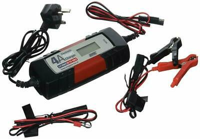 Maypole 7423A Battery Charger Auto Electronic 12V New