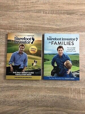 The Barefoot Investor: The Only Money Guide You'll Ever Need by Scott Pape...