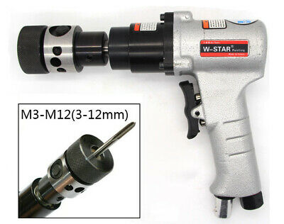 PM-800 Portable Handheld Pneumatic Tapping Machine Tapping Tools M3-M12