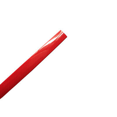 20 ft 6 meter length 1/2 ft 12mm width red T-Molding for Arcade Game machines