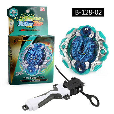 Burst Beyblade B-128-02 Fight Force ORB EGIS.Ω.Qs KK