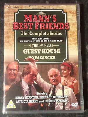 Mann's Best Friends The Complete Series Brand New & Sealed Free Post