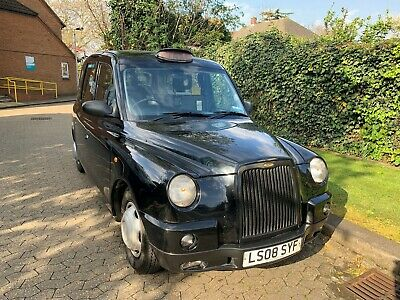 London Taxi TX4, 08 plate, Mot 03/20, Recently passed overhaul now Delicensing