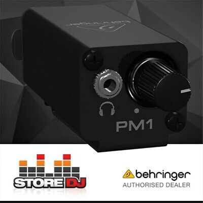 Behringer Powerplay PM1 Personal In-Ear Monitor Belt-Pack