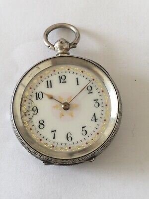Antique Silver Pocket / Fob Watch