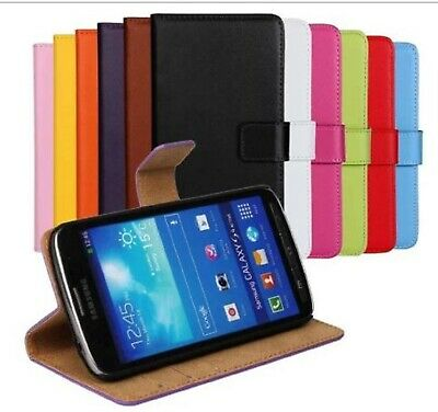 PU Luxury Wallet Leather Book Case Cover For Samsung S9/S8/S8 Plus/S7 Edge/S6