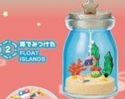 Kirby Super Star Terrarium Collection Deluxe Memories FLOST ISLANDS