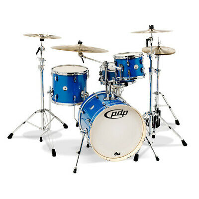 PDP New Yorker Jazz Drum Kit Sapphire
