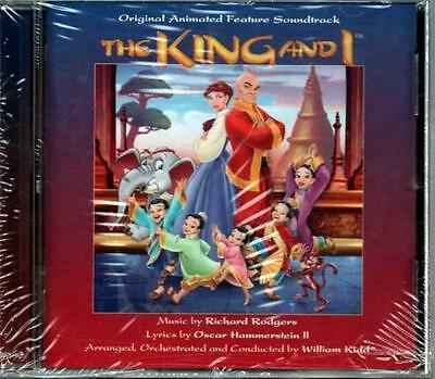 The King And I - Original Soundtrack - Cd Nuovo New Sealed Barbra Streisand