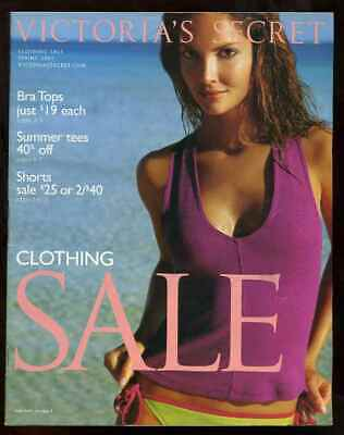VICTORIA'S SECRET CATALOGS (2 On Sale Here As One Lot) *VERY HOT* S-51