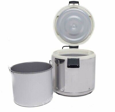 Large Commercial 14.2 Litres Electric Rice Warmer For Restaurant Take Away