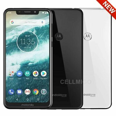 "Moto One -Android One (32GB) 5.9"" Dual SIM GSM Unlocked XT1941-3(Global 4G LTE)"