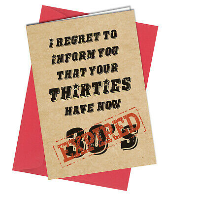 1019 Funny Rude 40th BIRTHDAY CARD Uncle Auntie Mum Dad Cheeky Greeting Gift