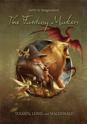 The Fantasy Makers: J.R.R. Tolkien, C.S. Lewis and George MacDonald NEW DVD