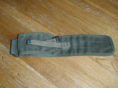 ORIGINAL 1945 WW2 CLEANING ROD CASE FOR M1 C6573 Vintage WWII