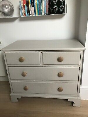Vintage, Shabby Chic, Chest of Drawers.