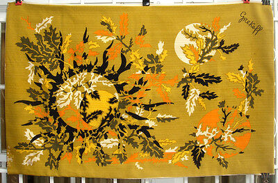A Contemporary Tapestry Signed Grekoff