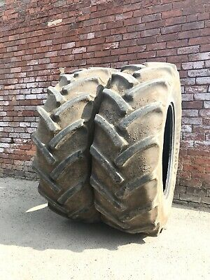 Continental Contract AC85 420/85 R30 (16.9 R30) Tractor Tyres