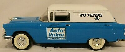 WIX FILTERS 1955 Chevy Sedan Delivery 1/25 Scale Lockable